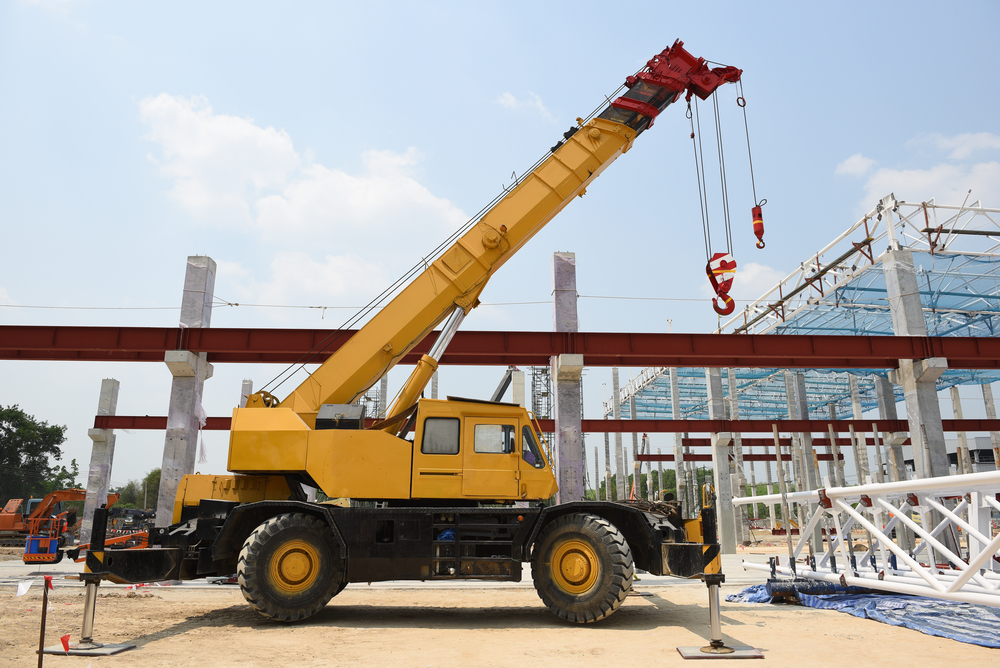 Best Applications for Mobile Cranes