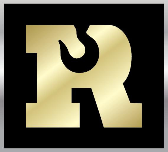 Reliable crane service logo