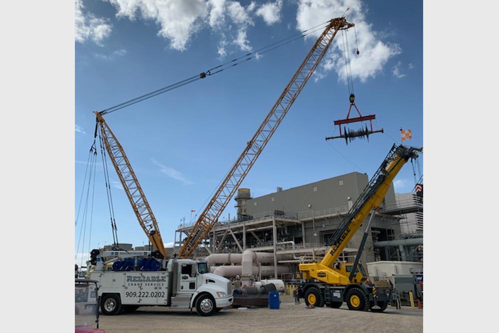 Reliable Crane