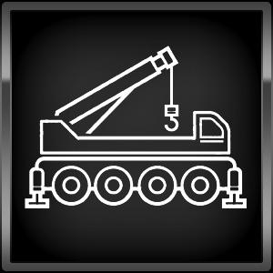 All Terrain Cranes rental service
