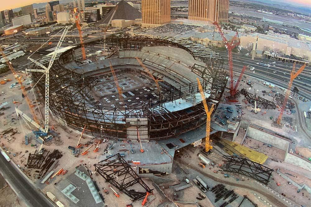 Las Vegas Raiders' Stadium