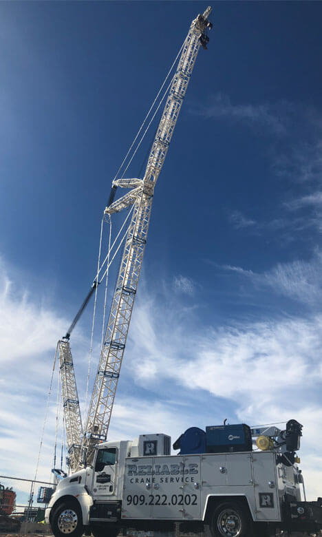 california crane companies